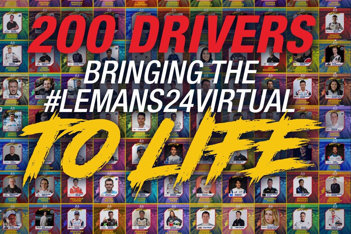 24h Le Mans virtuell