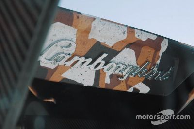 Lamborghini V12 limited edition teaser