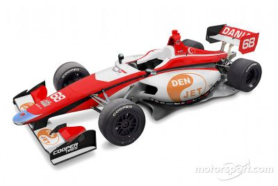 Frost Andretti Autosport livery