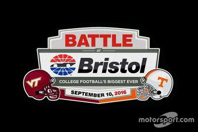 Battle at Bristol NCAA football game