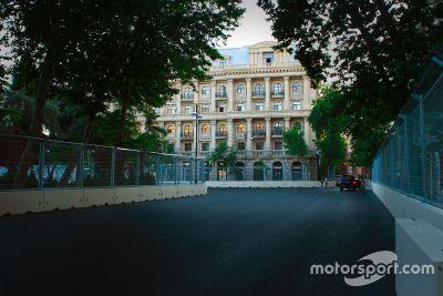 GP de Europa - preparación de Bakú