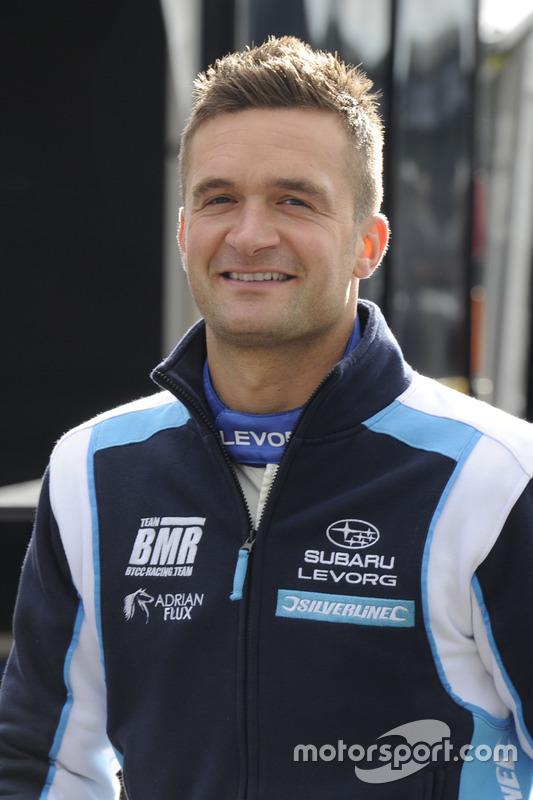 Colin Turkington, Silverline Subaru BMR Racing