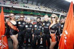 Chicas del G-Drive Racing