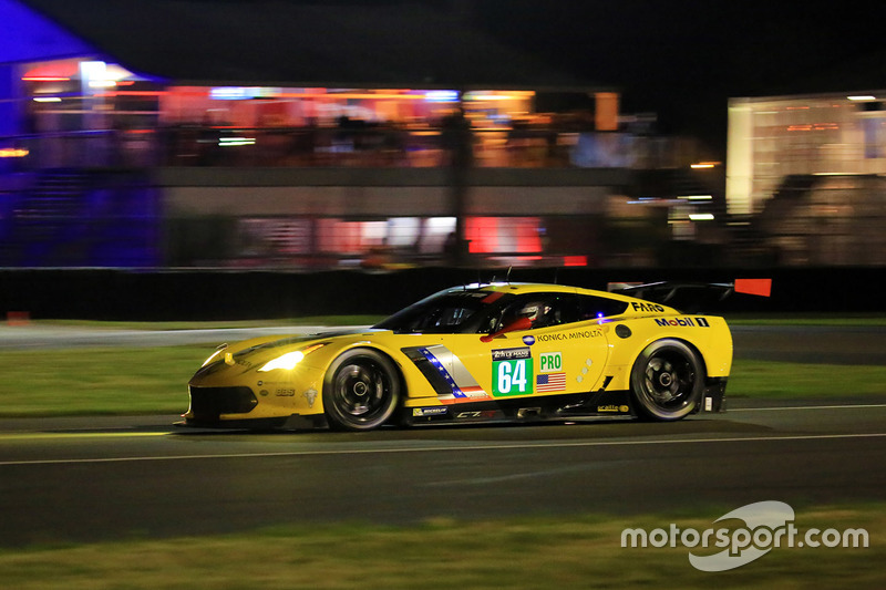 #64 Corvette Racing Chevrolet Corvette C7-R: Олівер Гевін, Томмі Мілнер, Джордан Тейлор