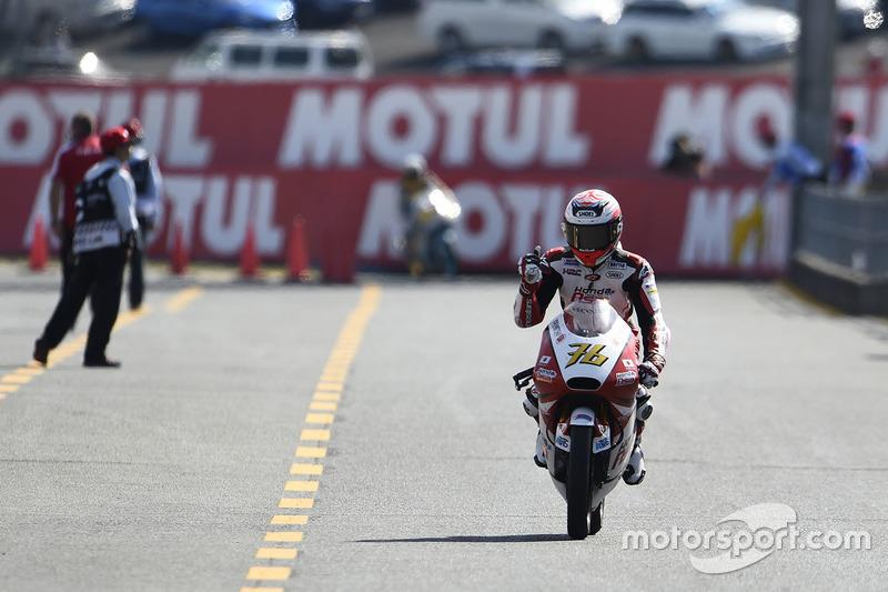 3. Hiroki Ono, Honda Team Asia
