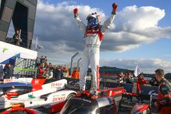Sieger: #7 Audi Sport Team Joest Audi R18: Marcel Fässler, Andre Lotterer, Benoit Tréluyer