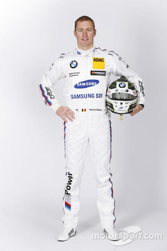 Maxime Martin, BMW Team RBM