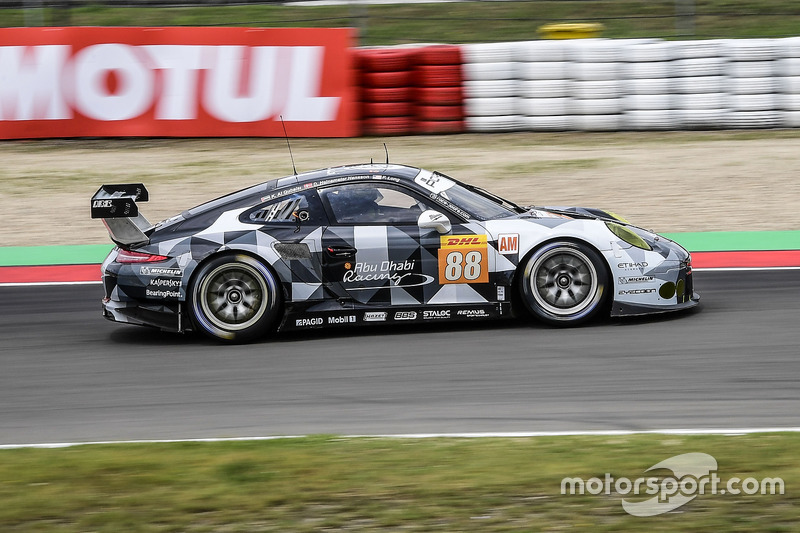 1. LMGTE-Am: #88 Proton Racing, Porsche 911 RSR