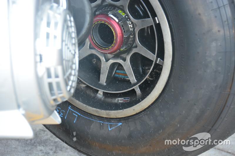 Red Bull Racing RB12: Felge