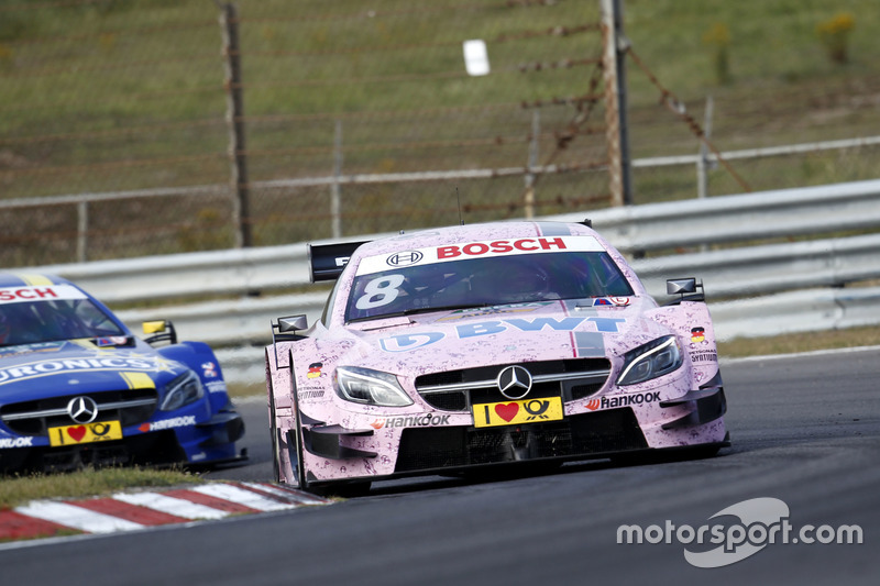20. Christian Vietoris, Mercedes-AMG Team Mücke, Mercedes-AMG C63 DTM