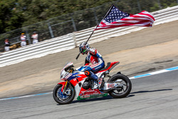 Третье место – Ники Хейден, Honda World Superbike Team