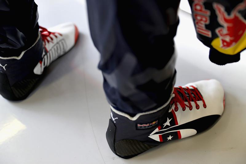 حذاء دانيال ريكاردو، ريد بُل