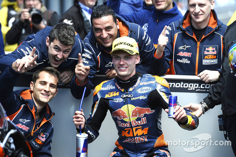 1. Brad Binder, Red Bull KTM Ajo