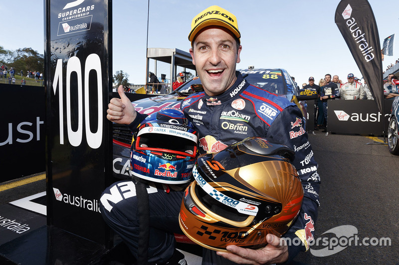 Sieger Jamie Whincup, Triple Eight Race Engineering Holden