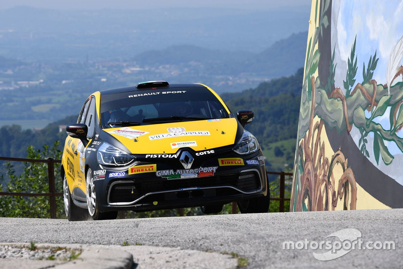 Federico Gasperetti, Federico Ferrari (Renault Clio R R3T