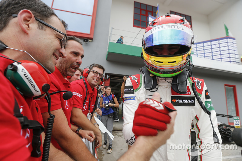 Ganador, Lance Stroll, Prema Powerteam Dallara F312 – Mercedes-Benz