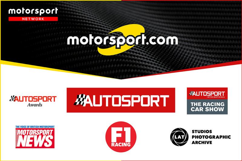 Motorsport Network erwirbt Autosport und Haymarket Media Group's Motorsport Portfolio