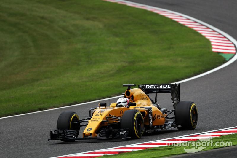 17: Kevin Magnussen, Renault Sport F1 Team RS16