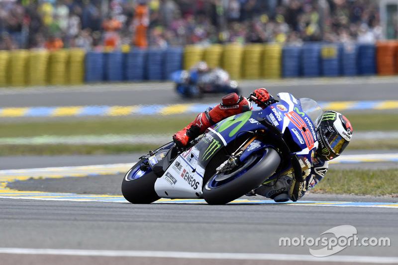 Jorge Lorenzo, Yamaha Factory Racing - GP de Saint-Marin