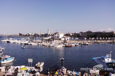 Mediterranean GP presentation - Bari