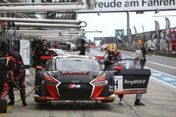 #4 Belgian Audi Club Team WRT Audi R8 LMS Ultra: Dries Vanthoor, Nico Mテシller