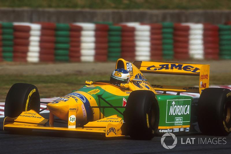 1993 - Benetton