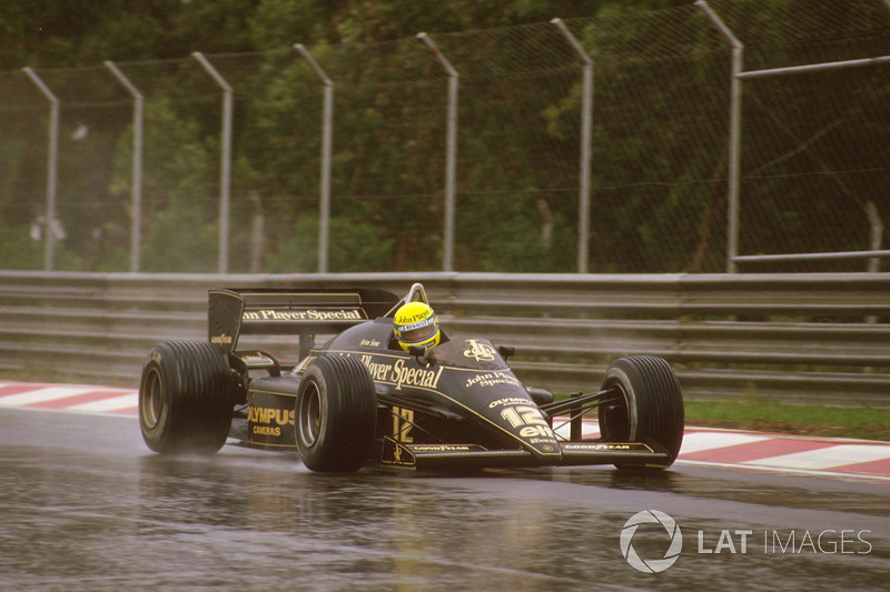 Айртон Сенна, Lotus 97T