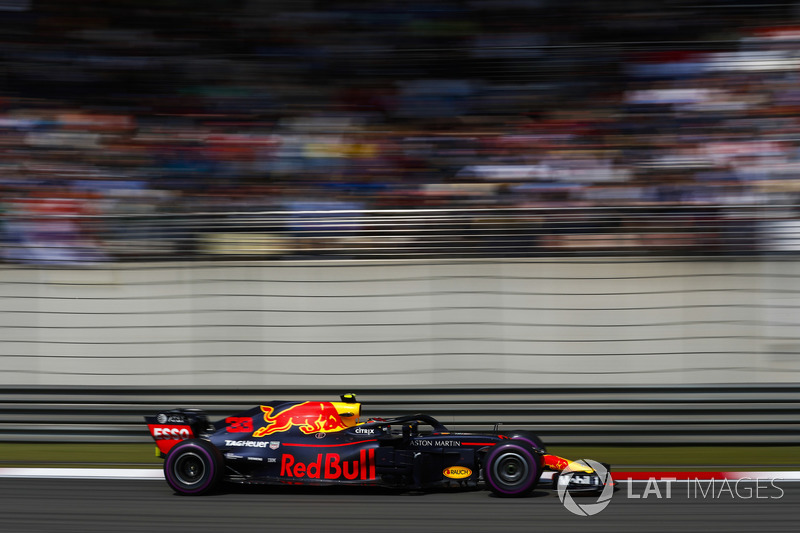 5e : Max Verstappen (Red Bull Racing)