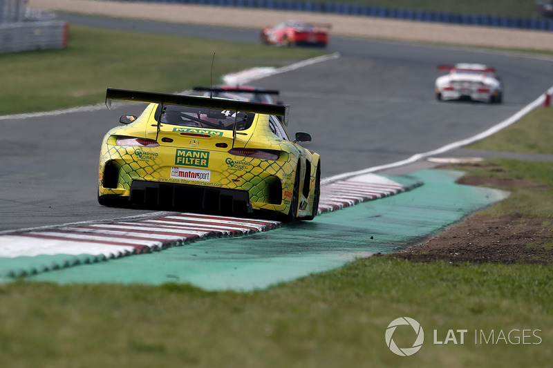 #48 HTP Motorsport - Maximilian Götz (Mercedes-AMG GT3)