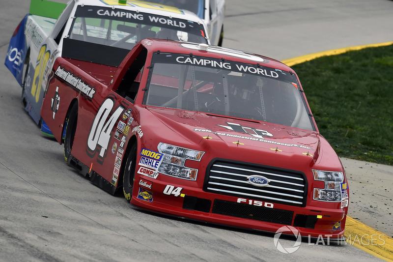 Cory Roper, Roper Racing, Ford F150 Preferred Industrial Contractors Inc