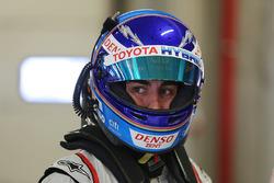 #7 Toyota Gazoo Racing Toyota TS050-Hybrid: Fernando Alonso
