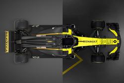 Vergleich: Renault R.S. 17 vs. Renault R.S. 18