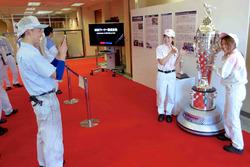 BorgWarner çalışanları ve Borg-Warner Kupası