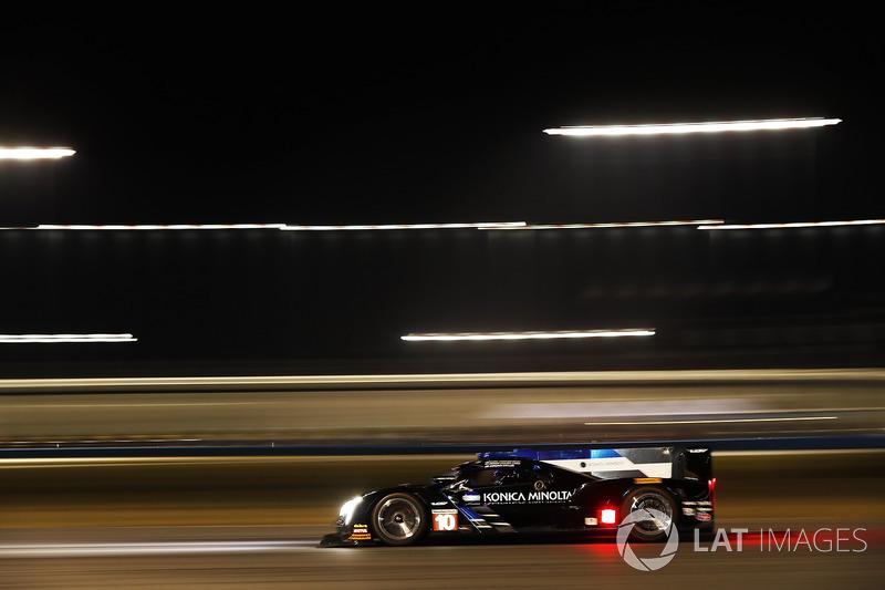 7º #10 Wayne Taylor Racing Cadillac: Ryan Hunter-Reay (DPi)
