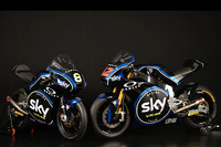 2018 Sky Racing Team VR46 livery