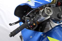 Dettaglio della Suzuki GSX-RR 2018, Team Suzuki MotoGP
