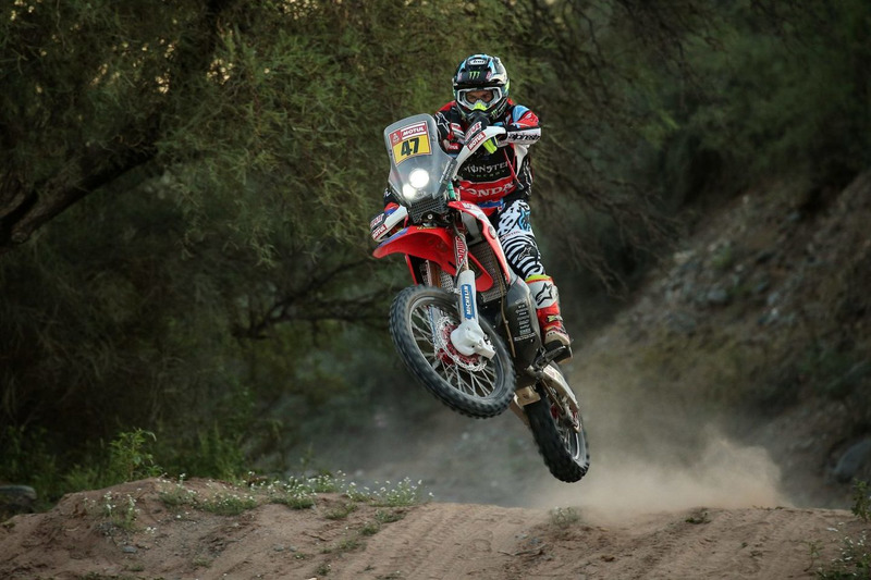 Кевин Бенавидес, Monster Energy Honda Team, Honda CRF 450 Rally
