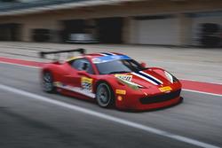 #228 Ferrari of Palm Beach Ferrari 458: Bill Kemp