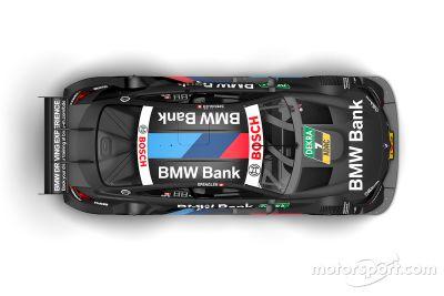 BMW Motorsport, festések bemutatása