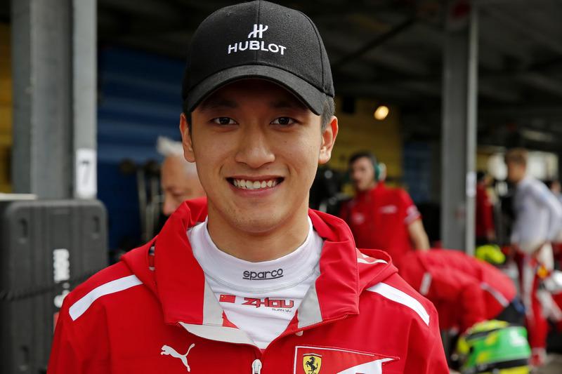 Гуанью Чжоу, PREMA Theodore Racing
