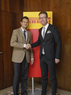 Erik Vecchiet e Dieter Jermann