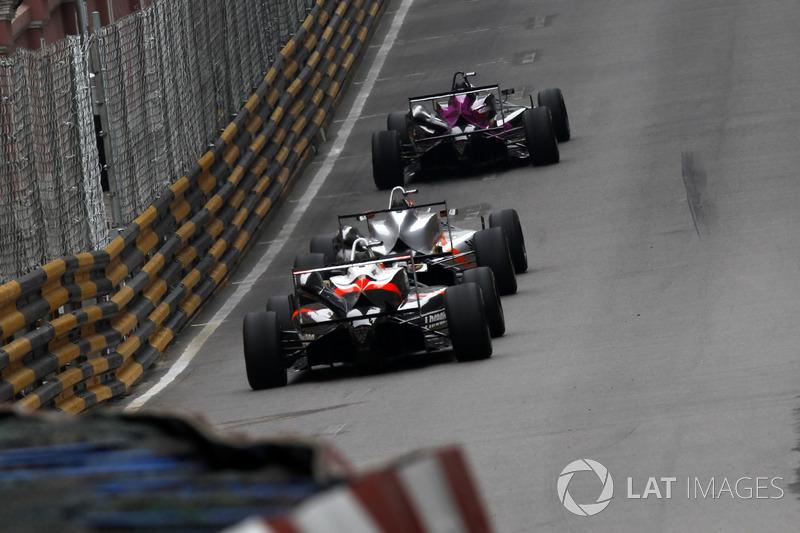 Алекс Палоу, ThreeBond Racing with Dorago Corse, Dallara Tomei