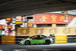 Zsolt Szabo, Zengo Motorsport, Honda Civic WTCC