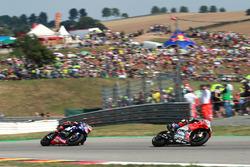 Андреа Довіціозо, Ducati Team, Маверік Віньялес, Yamaha Factory Racing