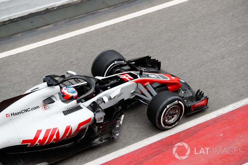 Haas (187 кругов)