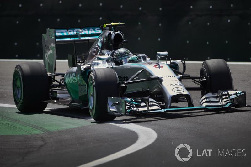 2014: Нико Росберг, Mercedes F1 W05 Hybrid