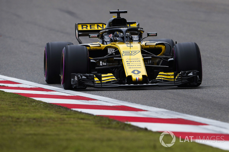 7. Ніко Хюлькенберг, Renault — 22