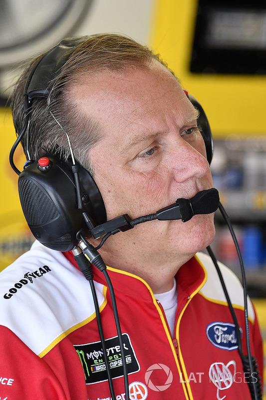 Joey Logano, Team Penske, Ford Fusion Shell Pennzoil Todd Gordon