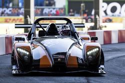 Travis Pastrana driving the Radical SR3 RSX