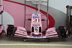 Переднє антикрило Sahara Force India VJM10